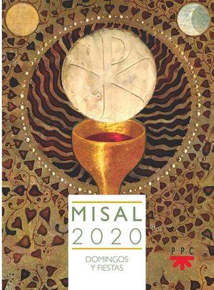 MISAL 2020 DOMINGOS Y FESTIVOS