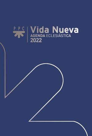 AGENDA ECLESIÁSTICA PPC - VIDA NUEVA 2022