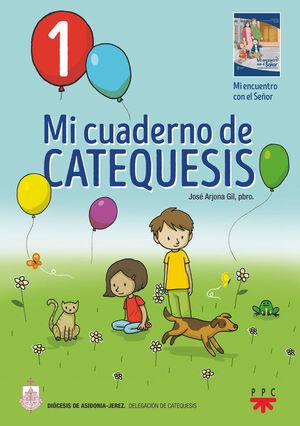 MI CUADERNO DE CATEQUESIS.  1