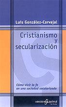 CRISTIANISMO Y SECULARIZACIÓN