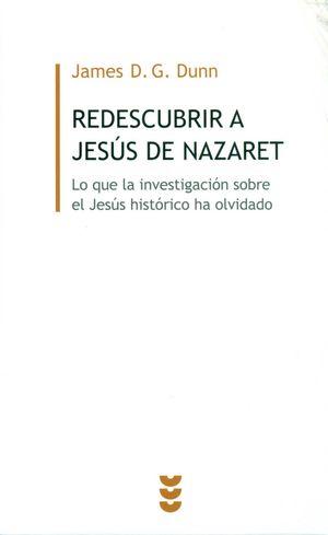 REDESCUBRIR A JESUS DE NAZARET