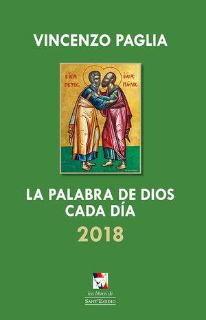 LA PALABRA DE DIOS CADA DÍA 2018