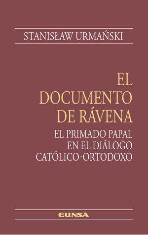 EL DOCUMENTO DE RAVENA