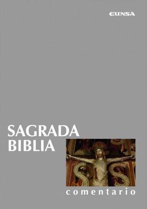 SAGRADA BIBLIA. COMENTARIO