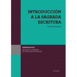 (ISCR) INTRODUCCIÓN A LA SAGRADA ESCRITURA