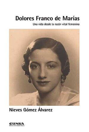 DOLORES FRANCO DE MARÍAS
