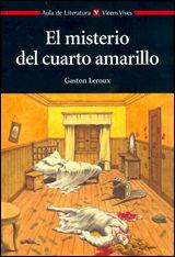 EL MISTERIO DEL CUARTO AMARILLO N/C