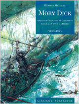 MOBY DICK. MATERIAL AUXILIAR. EDUCACION