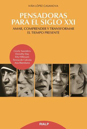 PENSADORAS PARA EL SIGLO XXI