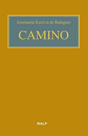 CAMINO (BOLSILLO, RÚSTICA, COLOR)