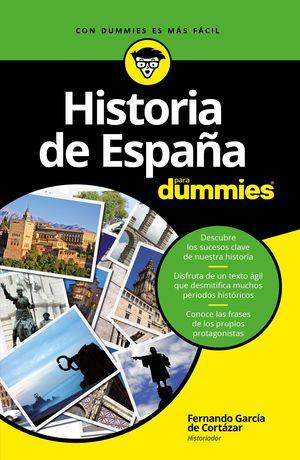 HISTORIA DE ESPAÑA PARA DUMMIES