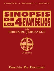 SINOPSIS DE LOS CUATRO EVANGELIOS - VOL. 1