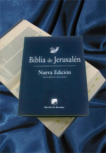BIBLIA DE JERUSALÉN (MANUAL CARTON)