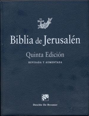BIBLIA DE JERUSALÉN - MOD. 0