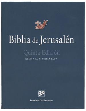 BIBLIA DE JERUSALÉN - MOD. 1