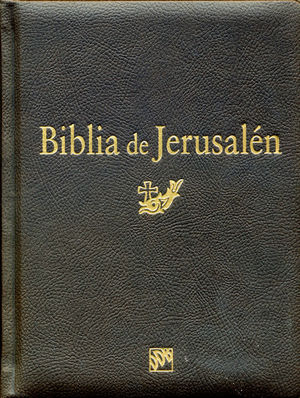 BIBLIA DE JERUSALÉN - MANUAL MOD. 2