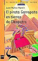 EL PIRATA GARRAPATA EN TIERRAS DE CLEOPATRA