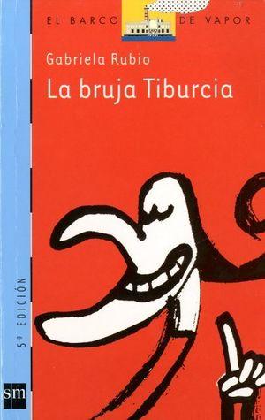 LA BRUJA TIBURCIA