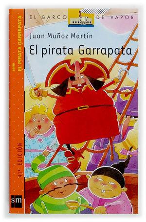EL PIRATA GARRAPATA