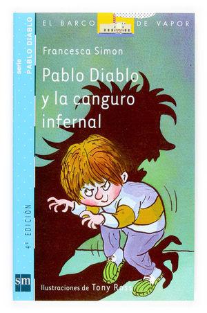 PABLO DIABLO Y LA CANGURO INFERNAL
