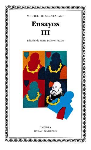 ENSAYOS, III