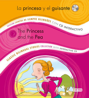 LA PRINCESA Y EL GUISANTE / THE PRINCESS AND THE PEA