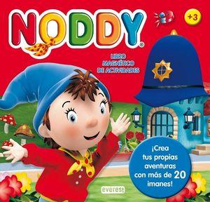 NODDY. LIBRO MAGNÉTICO DE ACTIVIDADES
