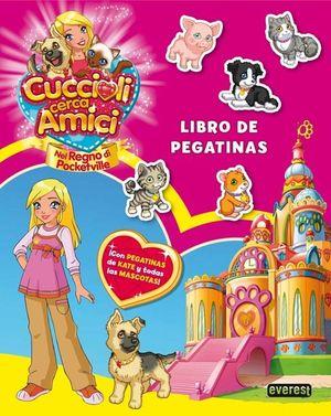 PUPPY IN MY POCKET. LIBRO DE PEGATINAS