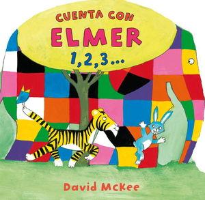 CUENTA CON ELMER 1,2,3... (ELMER. TODO CARTÓN)
