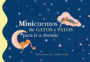 MINICUENTOS DE GATOS Y PATOS PARA IR A DORMIR