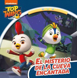 EL MISTERIO DE LA CUEVA ENCANTADA (TOP WING)