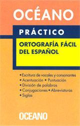 PRÁCTICO ORTOGRAFIA FÁCIL DEL ESPAÑOL