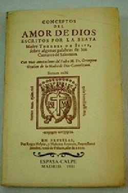 EXPERIENCIA DEL AMOR DE DIOS Y PLENITUD