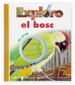 EXPLORO EL BOSC