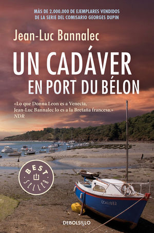 UN CADÁVER EN PORT DU BÉLON (COMISARIO DUPIN 4)
