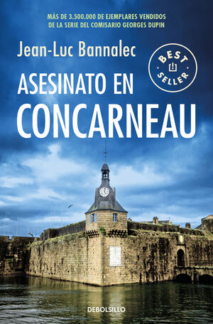 ASESINATO EN CONCARNEAU (COMISARIO DUPIN 8)