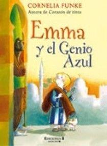 EMMA Y EL GENIO AZUL
