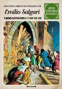 GRANDES OBRAS ILUSTRADAS DE EMILIO SALGARI