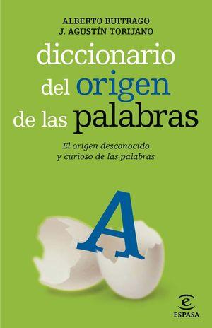 DICCIONARIO DEL ORIGEN DE LAS PALABRAS