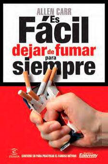 ES FÁCIL DEJAR DE FUMAR PARA SIEMPRE
