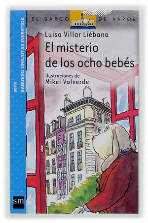 EL MISTERIO DE LOS OCHO BEBÉS
