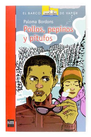 POLLOS, PEPINOS Y PITUFOS