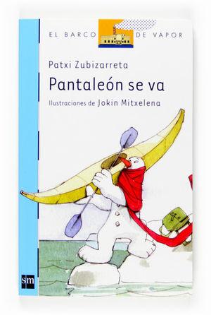 PANTALEÓN SE VA