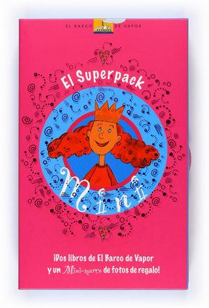 EL SUPERPACK DE MINI: MINI VA AL COLEGIO + MINI Y EL GATO + MARCO
