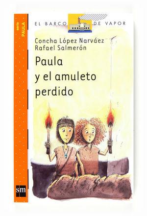 PAULA Y EL AMULETO PERDIDO