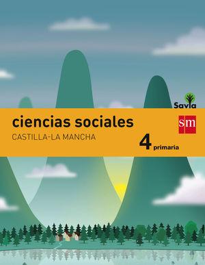 CIENCIAS SOCIALES. 4 PRIMARIA. SAVIA. CASTILLA-LA MANCHA