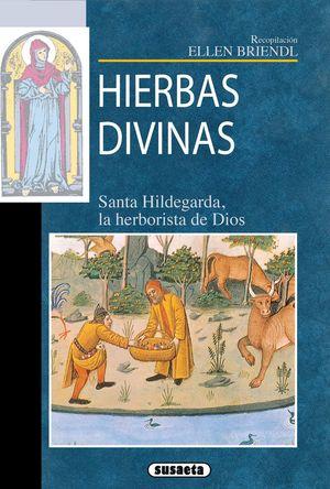 HIERBAS DIVINAS DE SANTA HILDEGARDA