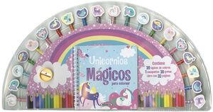 UNICORNIOS MÁGICOS