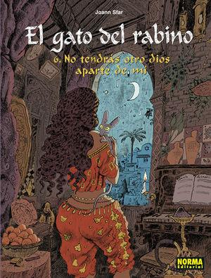 EL GATO DEL RABINO 6. NO TENDRÁS OTRO DIOS APARTE DE MÍ