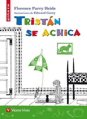 TRISTAN SE ACHICA (PIÑATA)